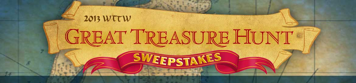 2013 Great Treasure Hunt Sweepstakes