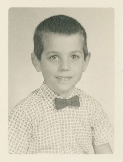 Scott Merrill first grade