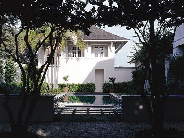 Sideyard House