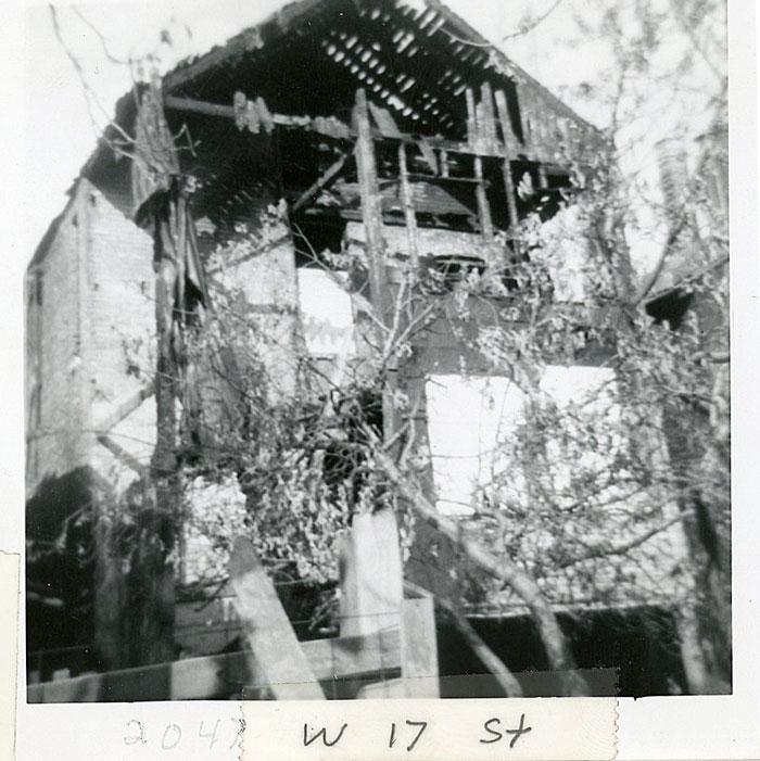 Pilsen house historical