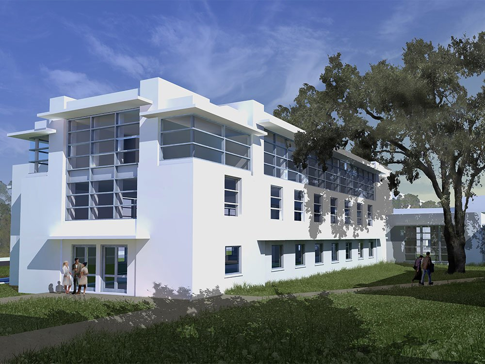 Vero Beach Office Campus Phase II, III