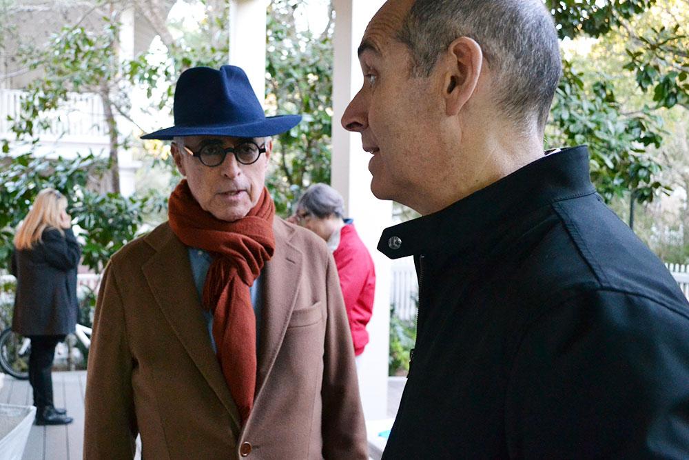 Robert Davis and Geoffrey Baer
