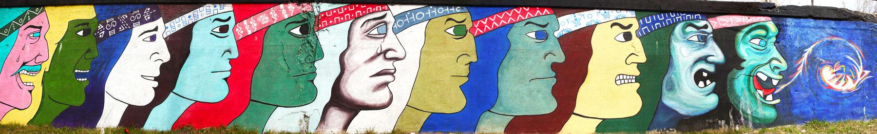 Galeria del Barrio by Aurelio Diaz