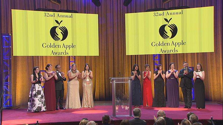 Golden Apple Awards 2017