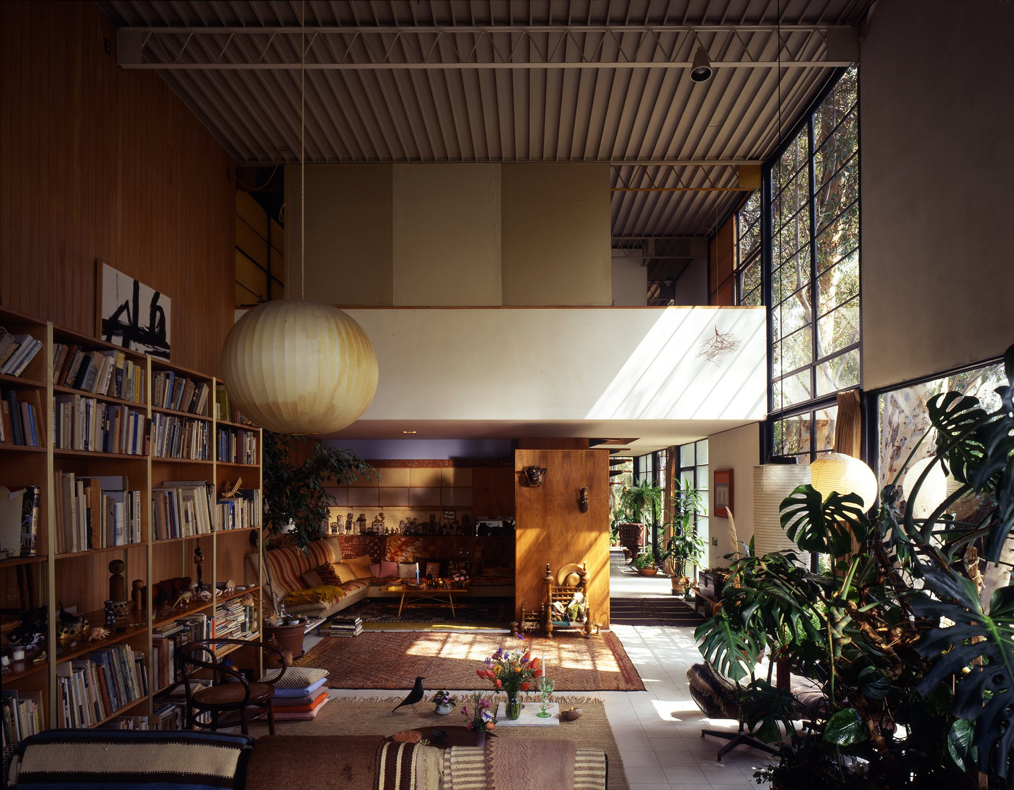Eames House: Case Study House no. 8