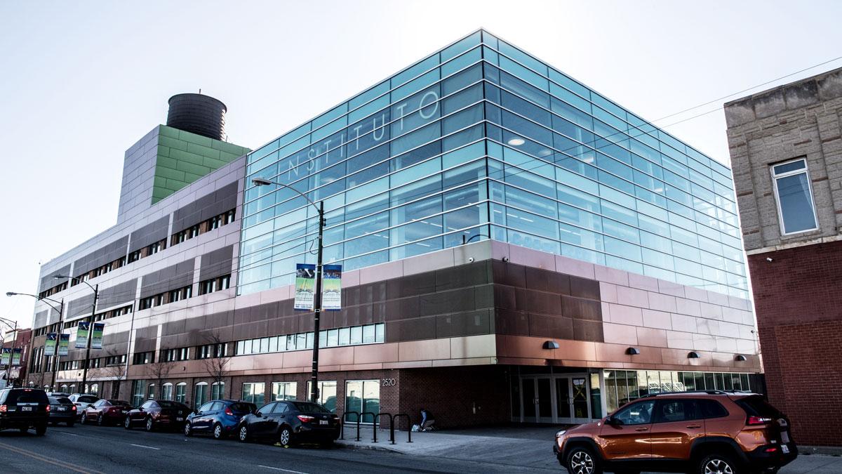 Instituto del Progreso Latino.