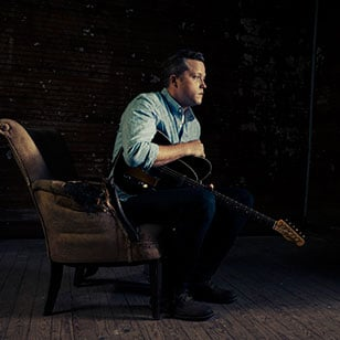 Jason Isbell. Photo: David McClister.