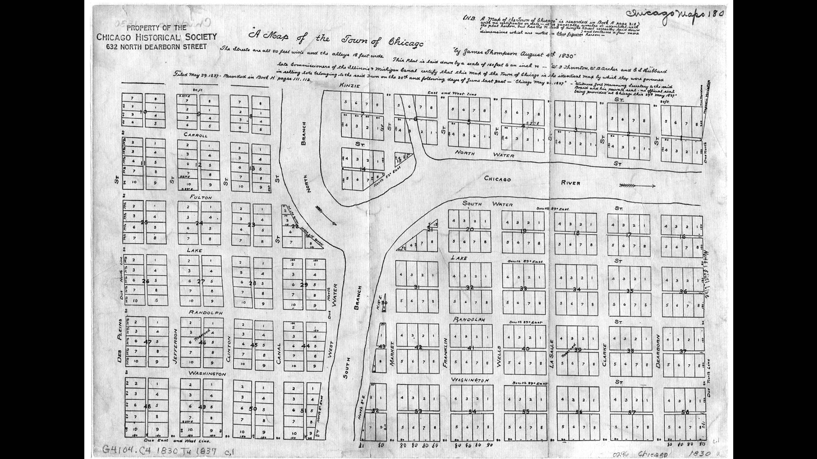 Then and Now The Story of Chicago in Maps WTTW Chicago Public