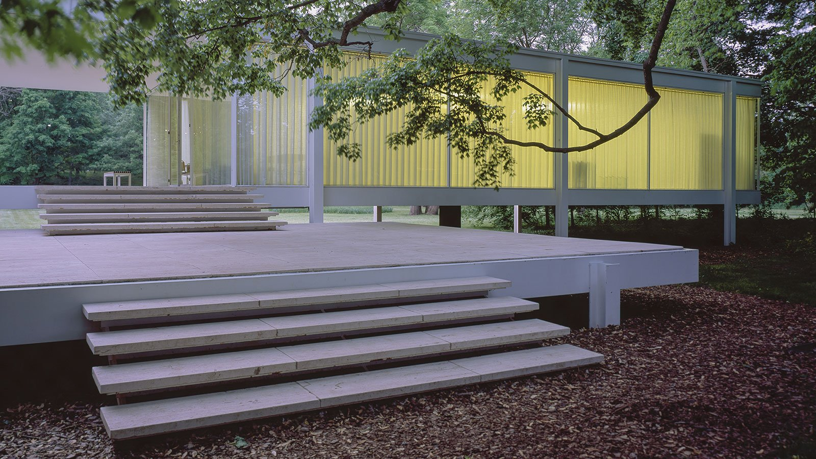 the farnsworth house wttw chicago public media television and