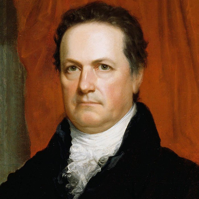 Portrait of DeWitt Clinton