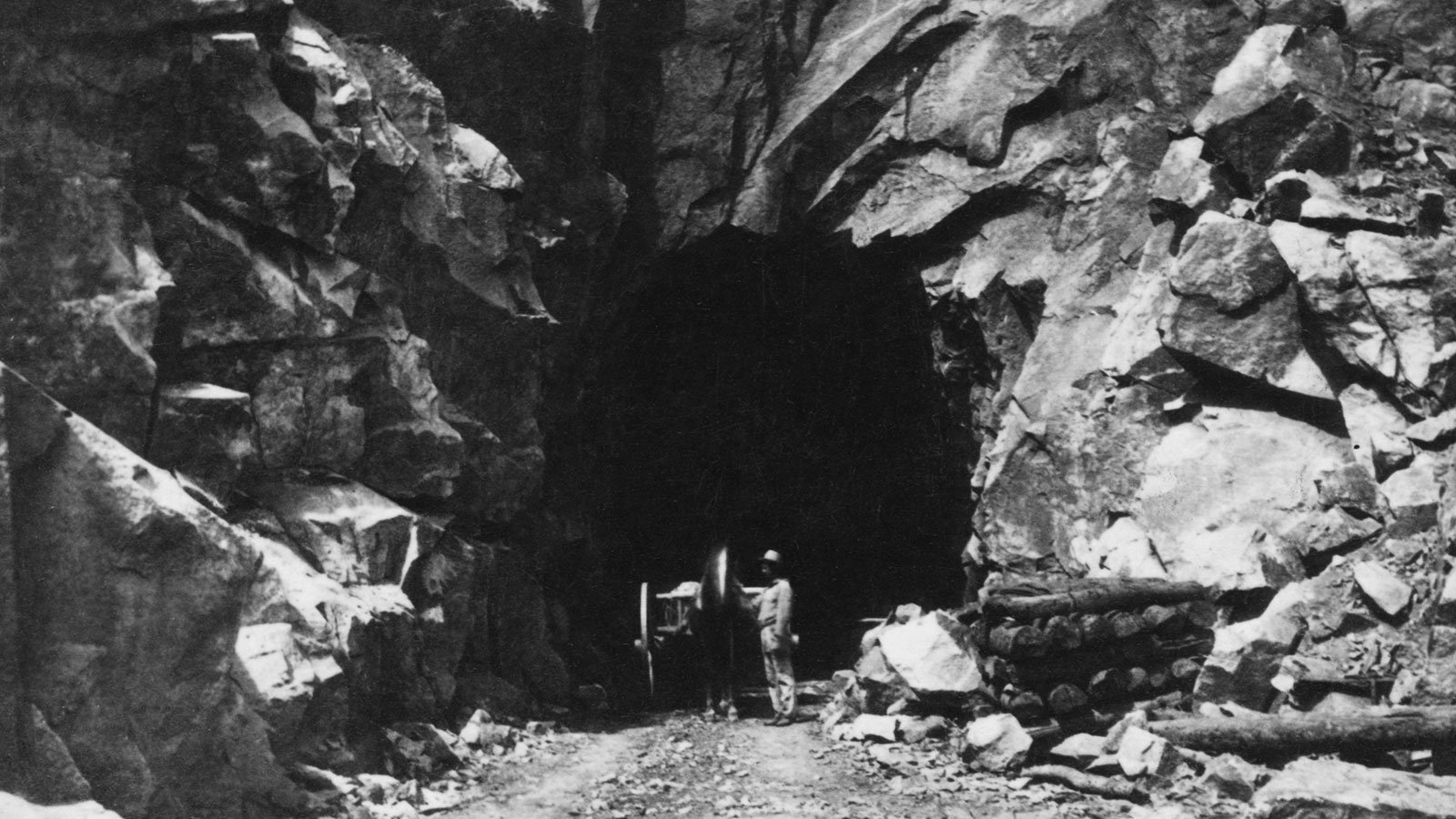 East Portal of Summit Tunnel