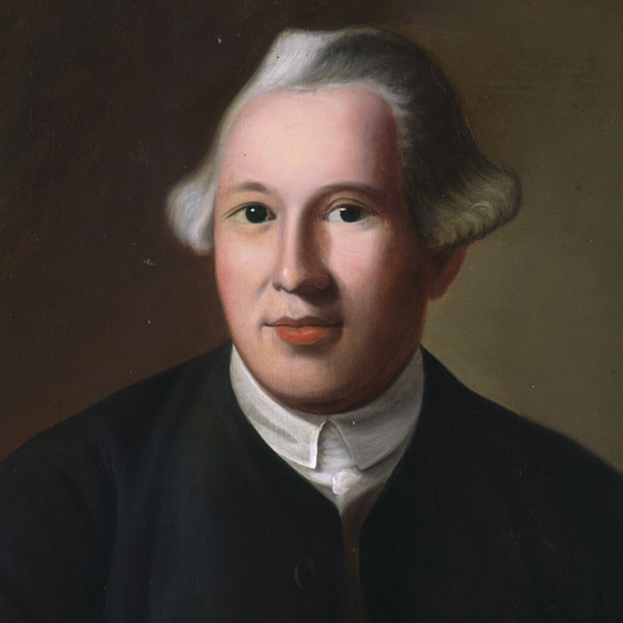 Portrait of Joseph Warren