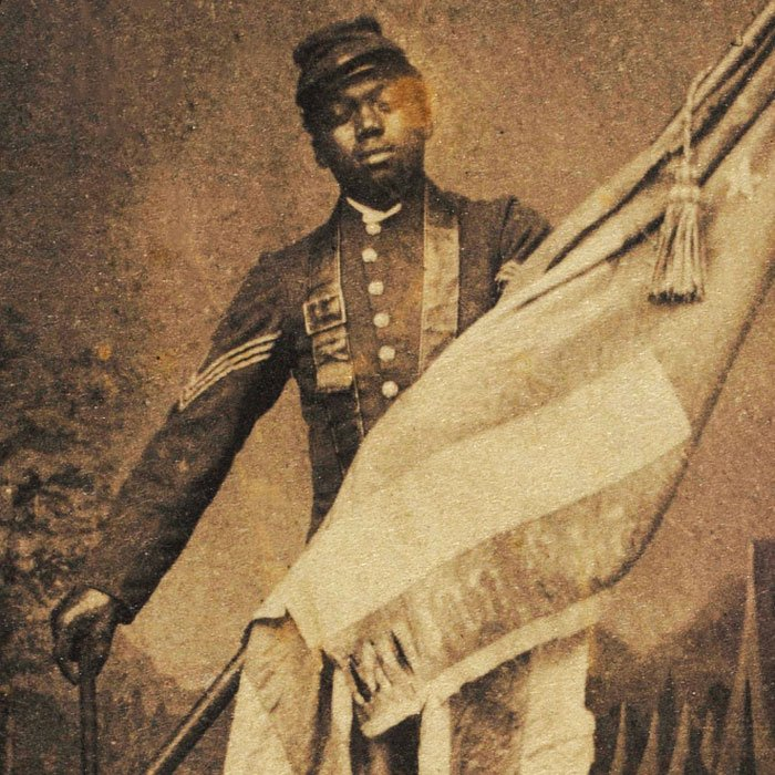 Sergeant William Harvey Carney