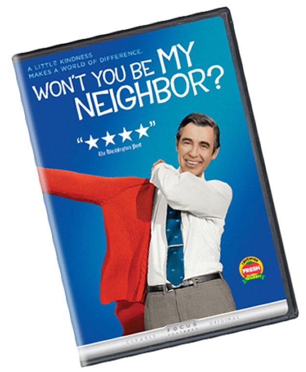 Mister Rogers: Won't You Be My Neighbor DVD