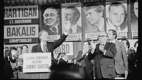 Richard J. Daley's Rise to Power