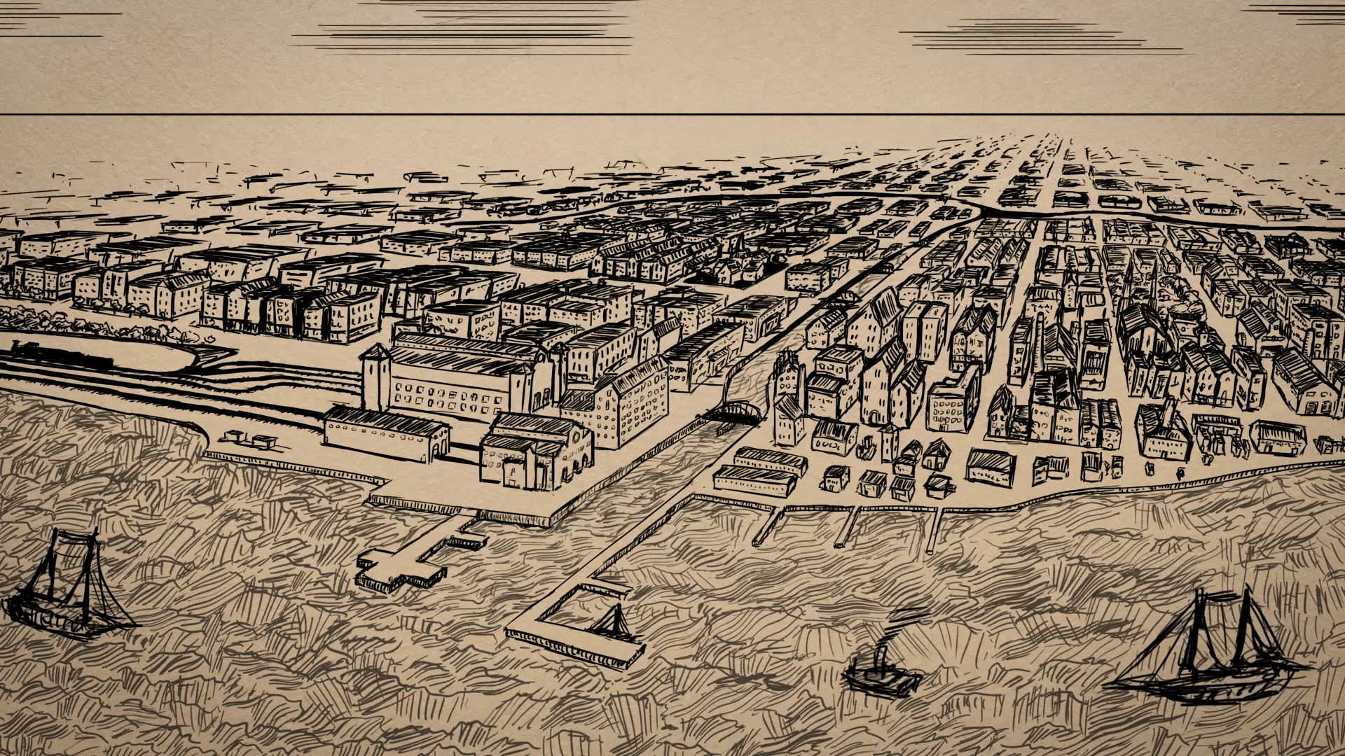 How Chicago Reversed its River, Animated