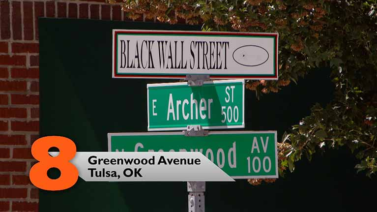 Greenwood Avenue, Tulsa, OK