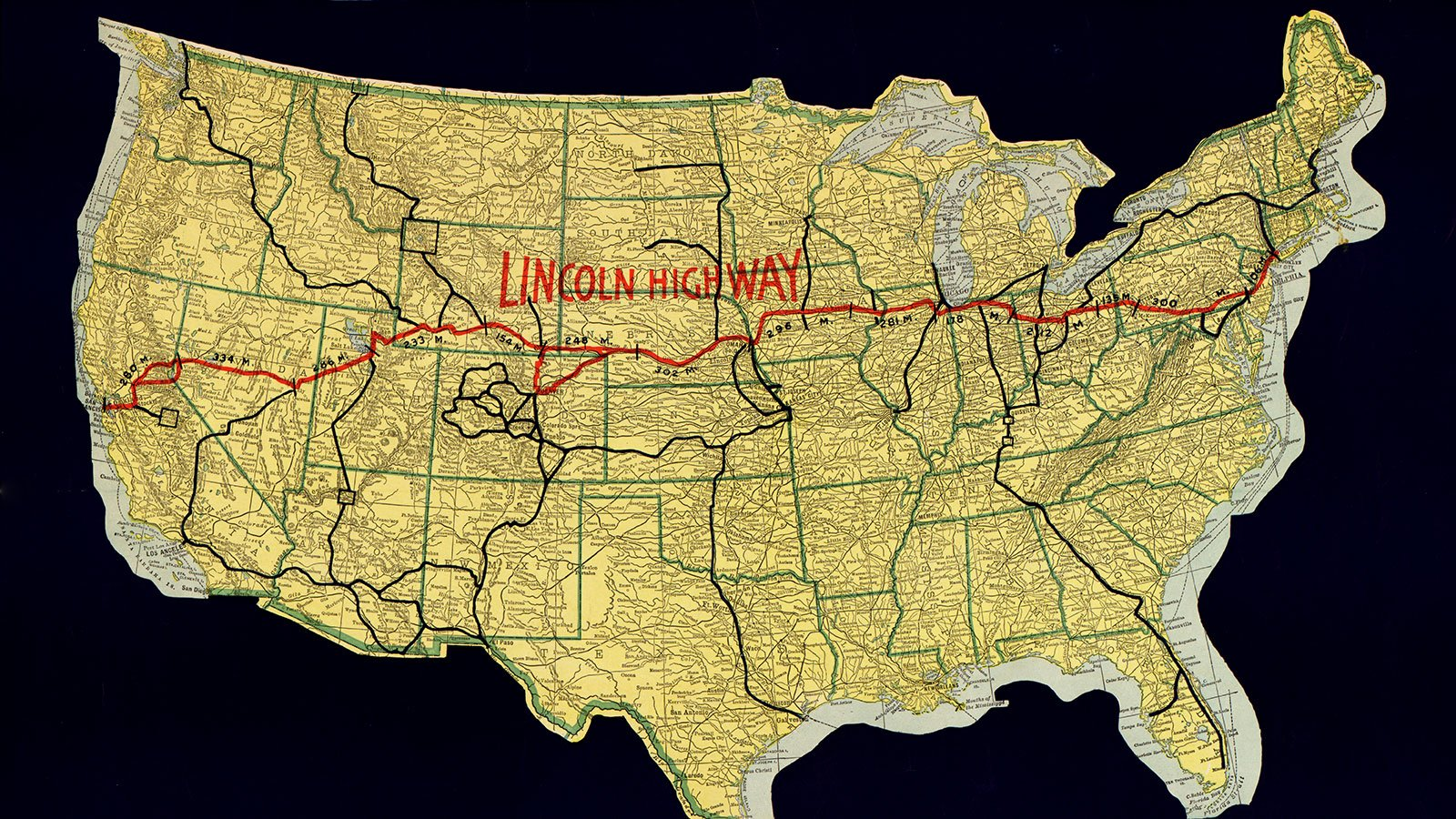Lincoln Highway Route