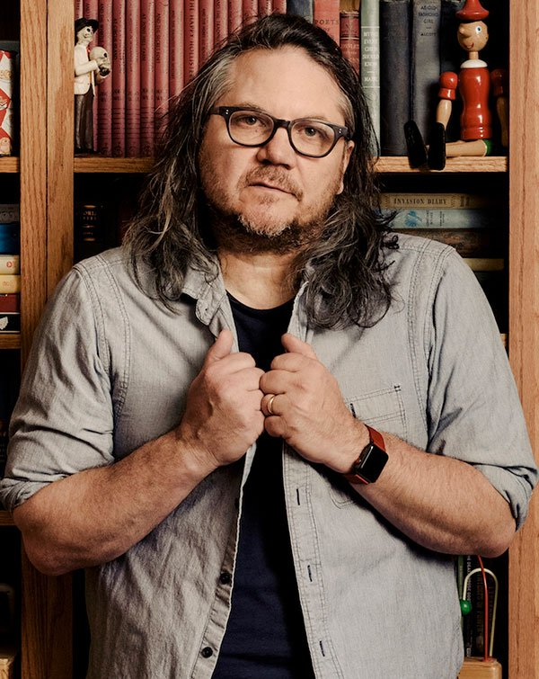 Jeff Tweedy | Photo: Whitten Sabbatini