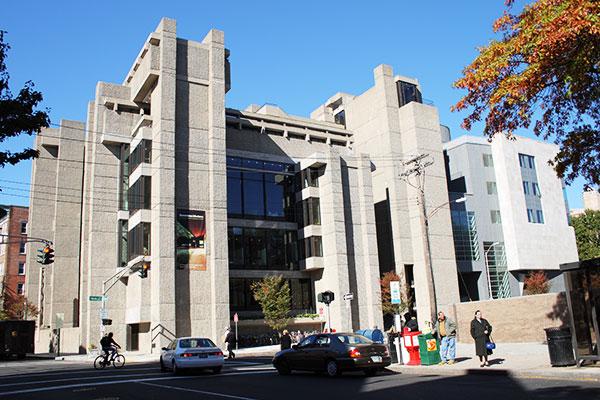 Yale Architecture Building