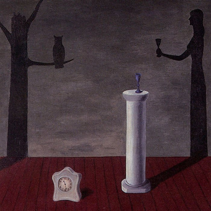 Strange Shadows (Shadow and Substance) by Gertrude Abercrombie, 1950