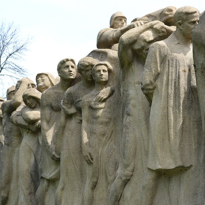 Fountain of Time by Lorado Taft