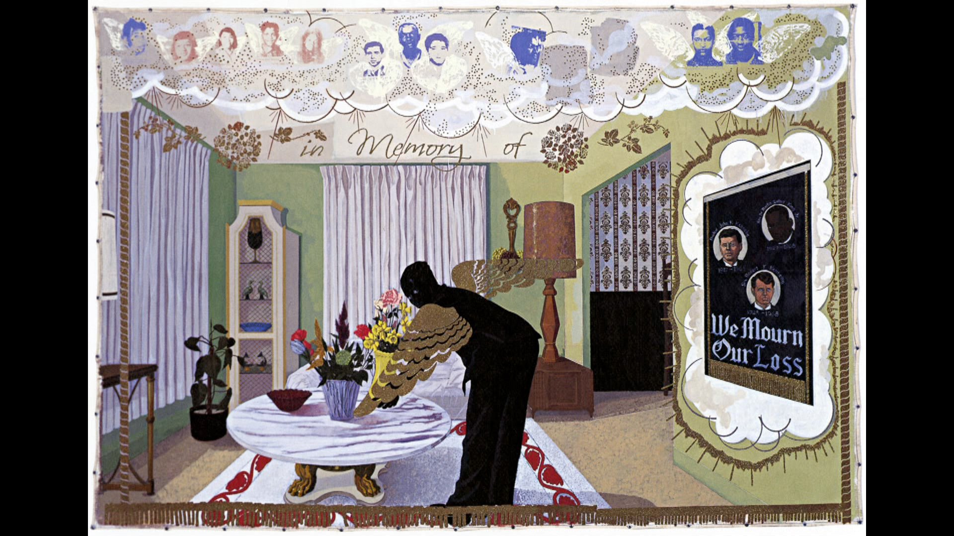 Artist Kerry James Marshall