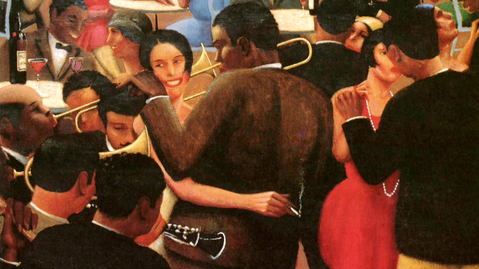 Painter Archibald Motley, Jr.