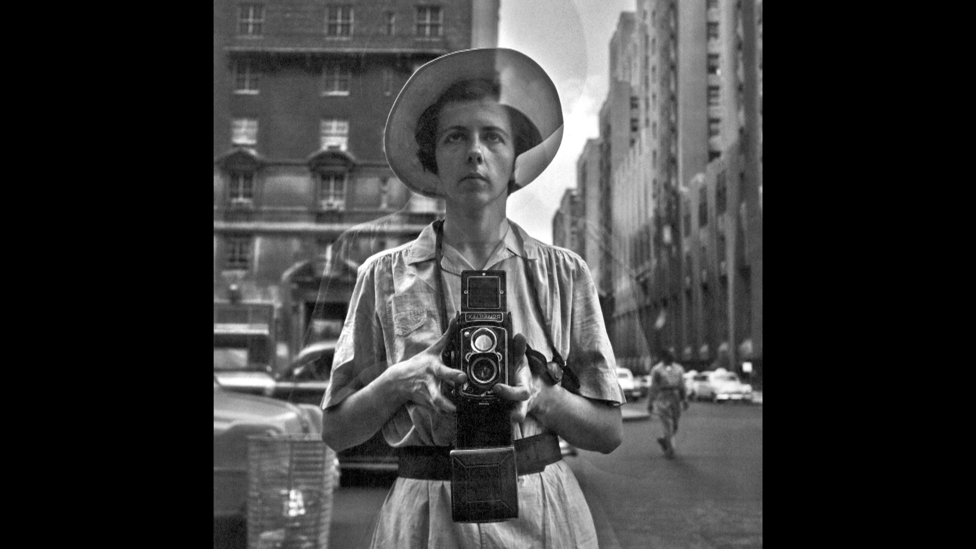 Photographer Vivian Maier