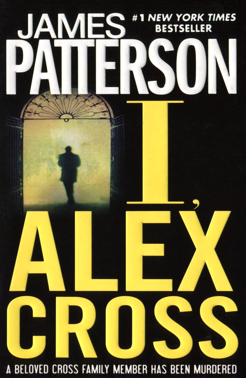 Alex Cross Mysteries cover