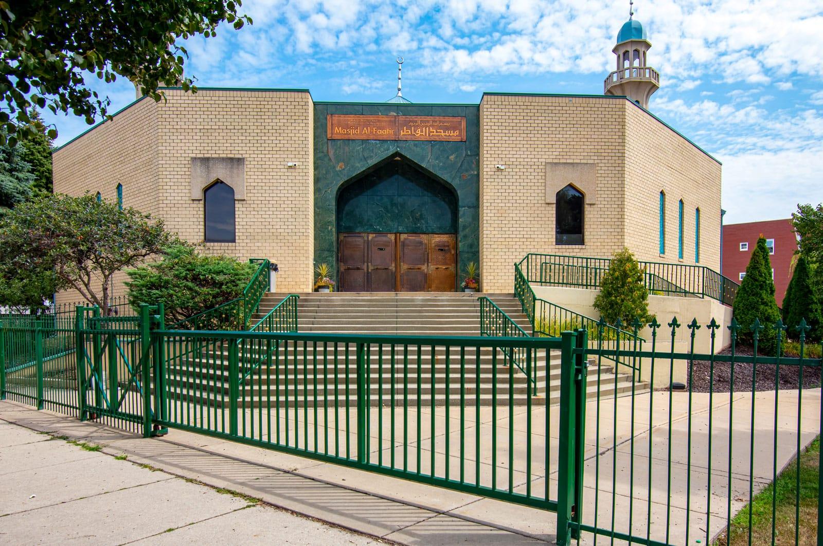 Chicago's Masjid Al-Faatir in Kenwood
