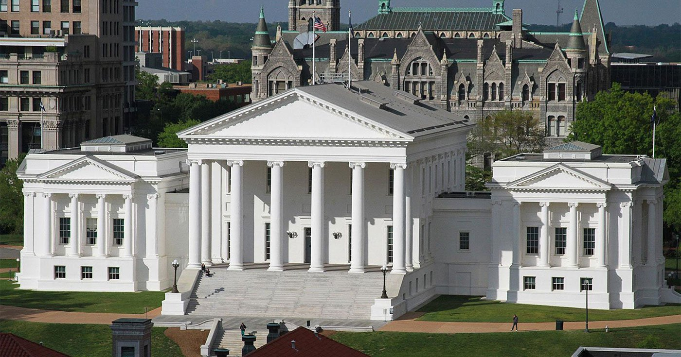 Virginia Capitol Building Tours
