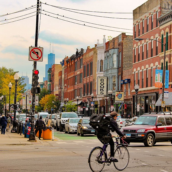 Wicker Park and Bucktown