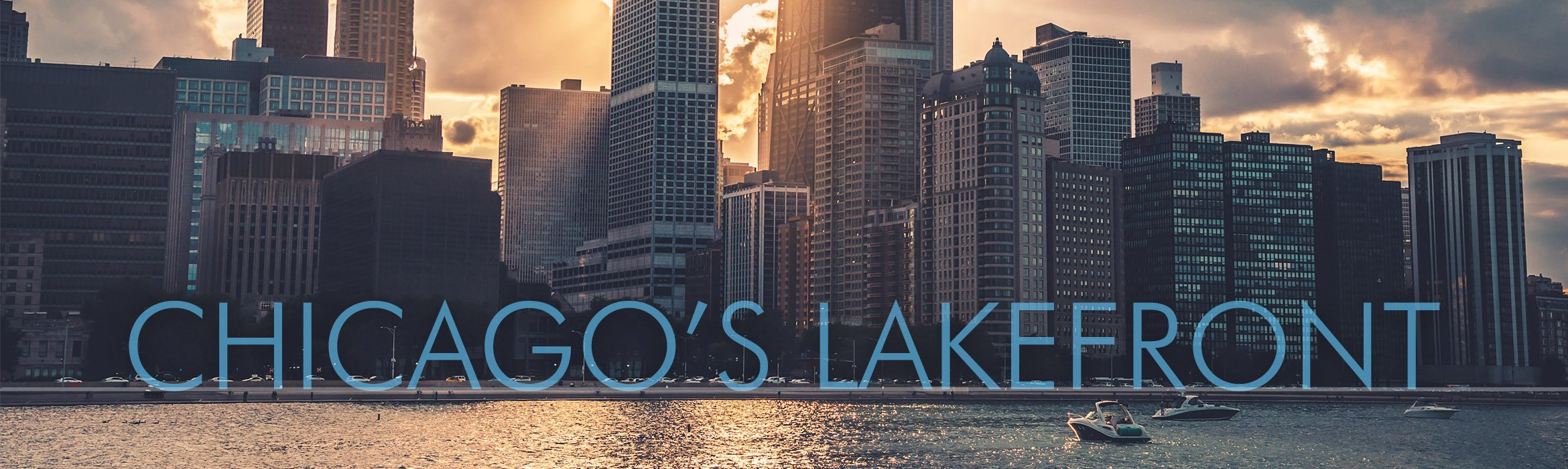 Geoffrey Baer Tours: Chicago's Lakefront - Map   WTTW Chicago on