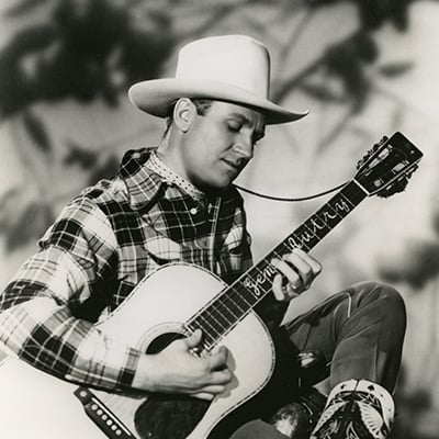Gene Autry, c.1935. Photo: Courtesy of Country Music Hall of Fame® and Museum