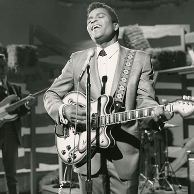 Charley Pride, c.1965. Photo: Courtesy of Nashville Public Library, Special Collections