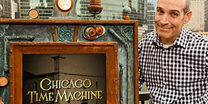 Chicago Time Machine with Geoffrey Baer