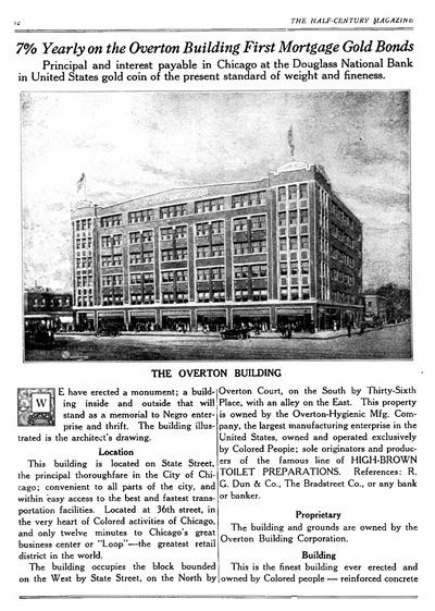 The Overton building