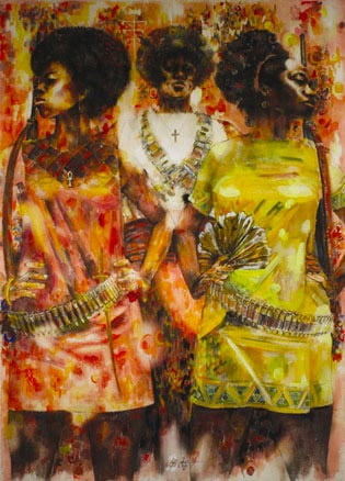 Wives of Shango