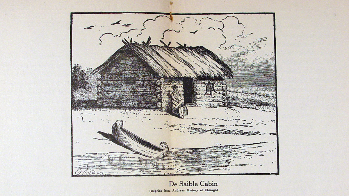 DuSable's Cabin