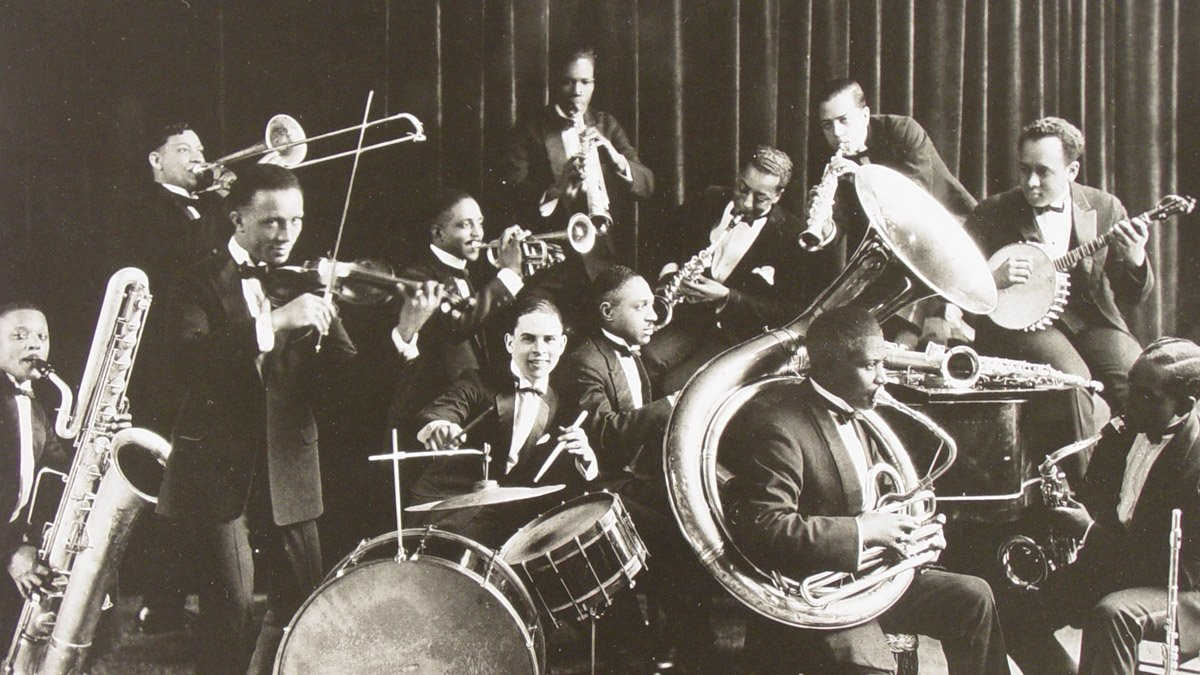 jazz in the 1920s and its influences on america