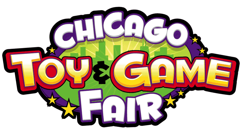 Chicago Toy and Game Fair logo