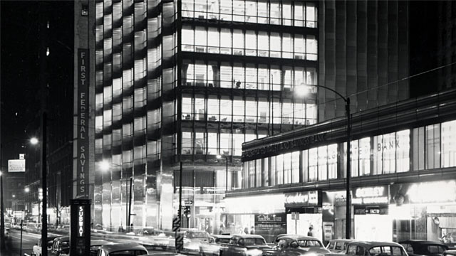Photo credit: SOM | Ezra Stoller © Esto