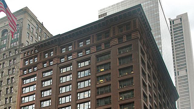 Marquette Building Wttw Chicago
