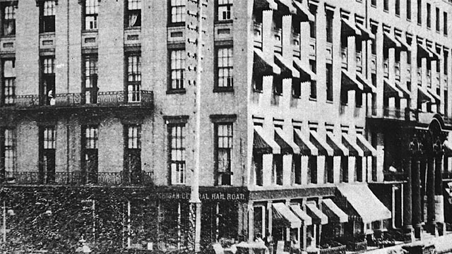 Tremont House Hotel Previous The Old Chicago