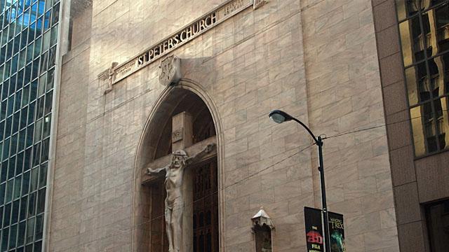St Peter S In The Loop Wttw Chicago