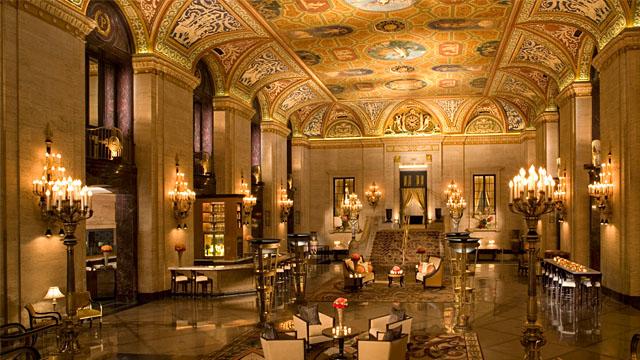 Palmer House Hilton Hotel Wttw Chicago Public Media