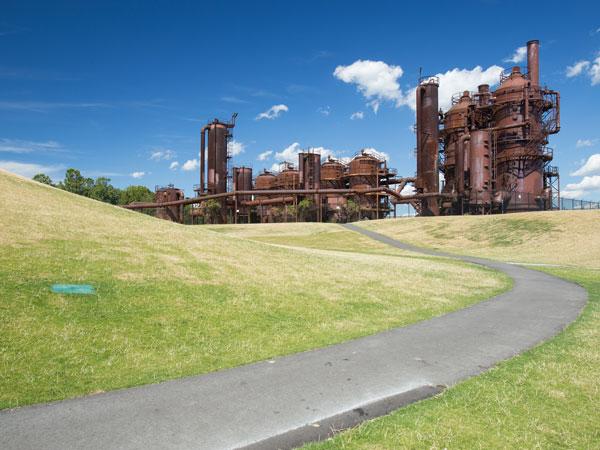 Gas Works Park (credit Matt Hagan)