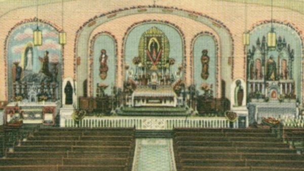 Chicago's First Mexican Church