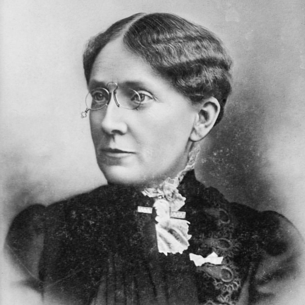 Frances Willard portrait